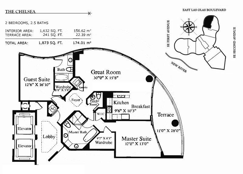 Las Olas River House Floor Plans 28 Images Las Olas